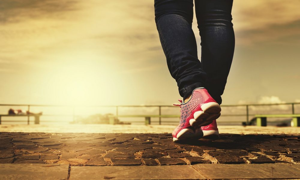 Jogging is a proven way for weight loss