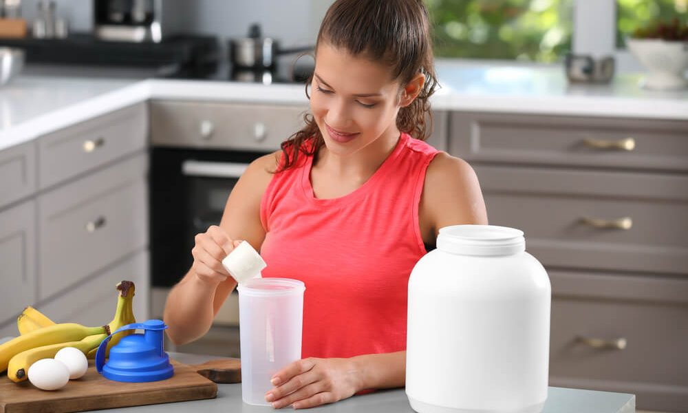 The appropriate use of meal replacement shakes for women
